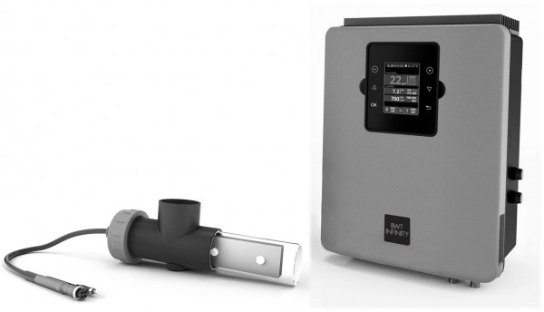 INFINITY Hydrolife PREMIUM Salzwasserelektrolyse+Poolsteuerung