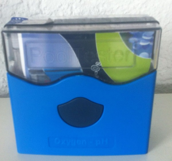 Wassertestgerät Sauerstoff/pH hobby pool