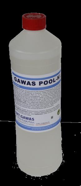 GAWAS Pool-Klar