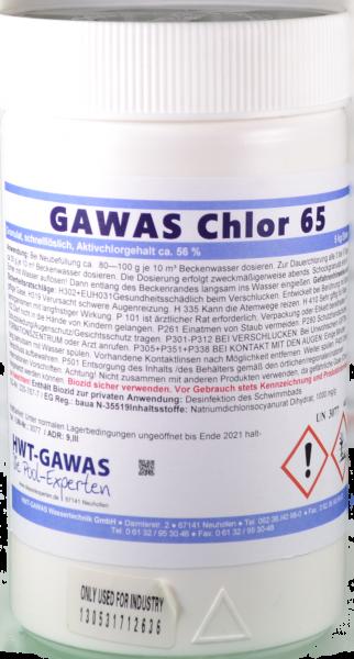 GAWAS Chlor 65 Granulat
