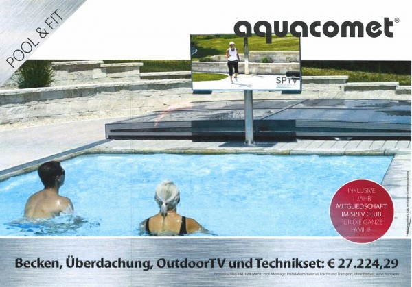 Angebot: POOL & FIT
