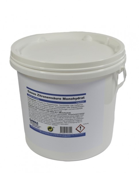 GAWAS Zitronensäure Monohydrat